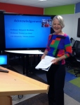 Relief_upon completing PhD confirmation of candidature presentation.