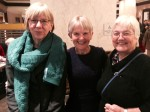 Here I am with amazing researchers and co-authors, Ulrike Schmidt (left) and Janet Treasure (right) __ pictured at the AED ICED in NYC, 2014, where we discussed the structure and content for the new edition of Getting Better Bite by Bite (released in 2015). This followed an earlier meeting at the Maudsley Hospital in 2013.