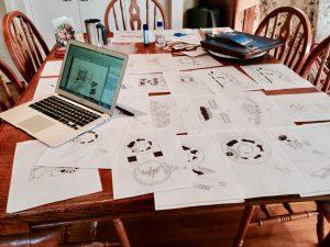 June Alexander Mentor Writing Blog